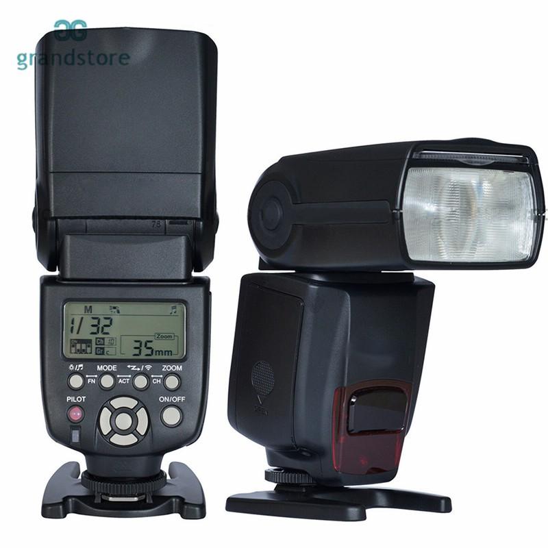 GS YONGNUO Flash Speedlite YN-560 IV Canon Nikon Pentax Olympus Fuji Cameras