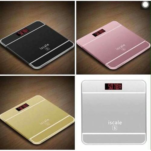 Cân sức khỏe Iscale hình Iphone Kiểu Dáng Sang Trọng
