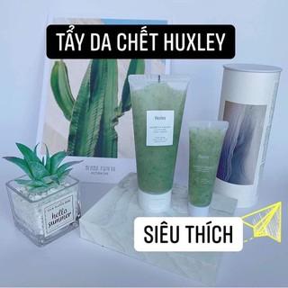 Huxley Tẩy Tế Bào Chết, Tẩy Da Chết Huxley Scrub Mask Sweet Therapy 120g – TTBC -TDC