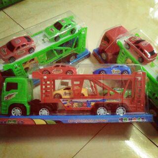 Xe tải chở ô tô nhỏ