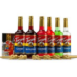 Syrup Torani Mỹ 700ml - Siro Torani các hương vị.