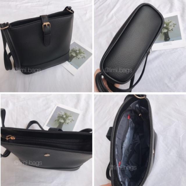 [NEW] Túi Đeo Chéo Da Nori Bags - Túi xách Nữ dễ thương LIMI BAGS