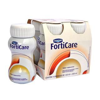 Lốc 4 chai sữa FortiCare Cam chanh/ Cappuchino