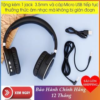 Headphone Bluetooth Kanen K6 Chính Hãng Chiến Mọi Loại Game, Bass Cực Sâu, Đệm Tai Êm
