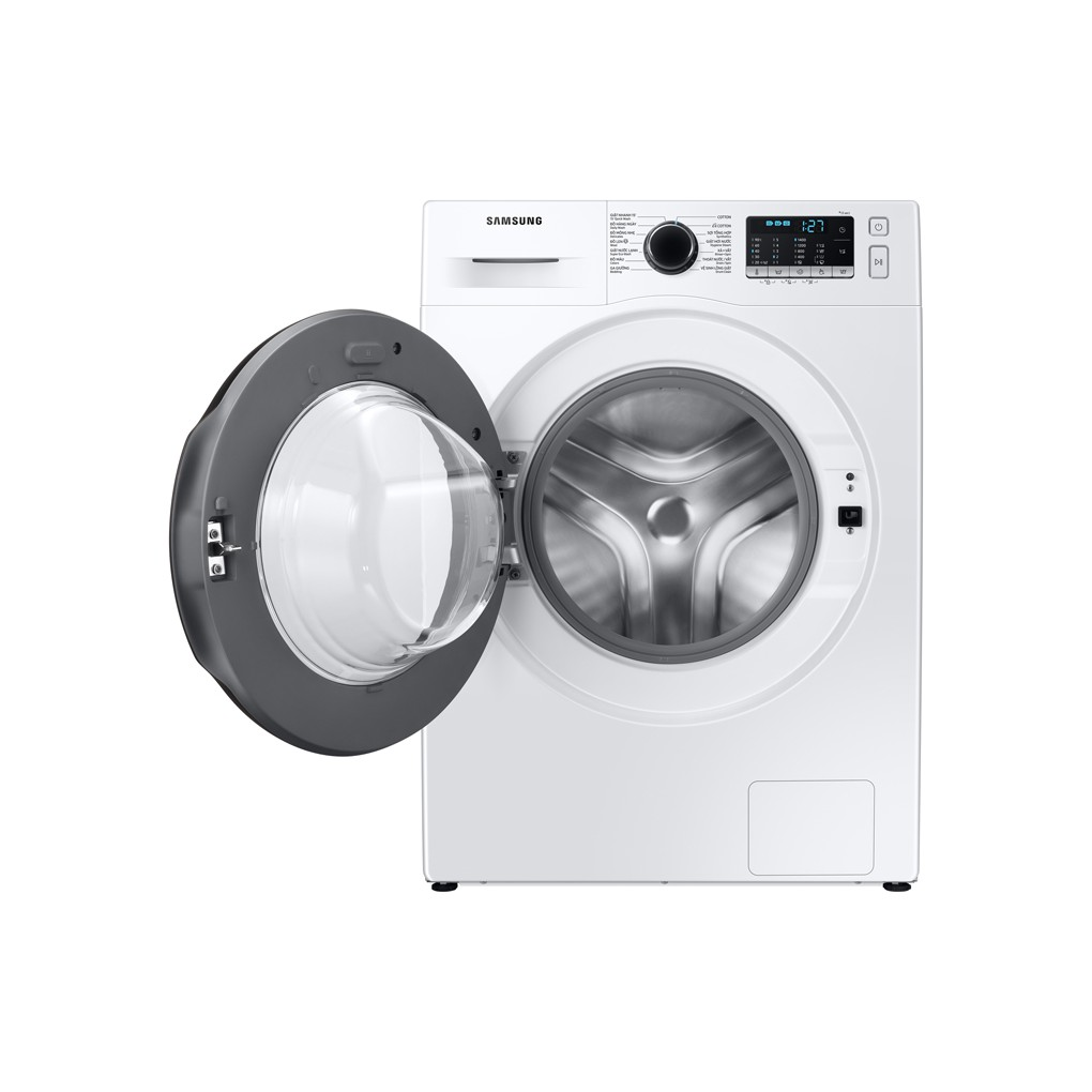 Máy giặt Samsung Inverter 10kg WW10TA046AE/SV Mới 2021