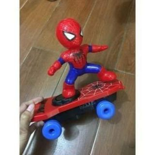 Người nhện xoay