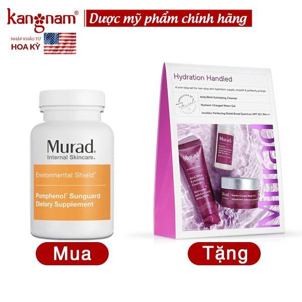 Viên Uống Chống Nắng Murad 60 Viên
