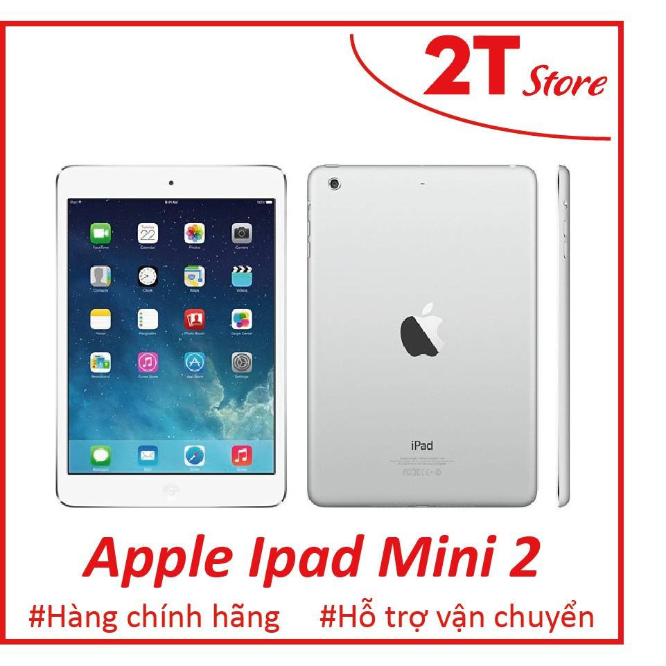 🎁 Máy tính bảng Apple Ipad Mini 2 Fullbox Siêu mỏng, Siêu nhẹ (Wifi+4G)