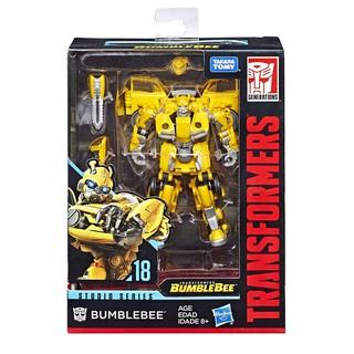 Mô hình Transformer Studio Series 18 Deluxe Bumblebee