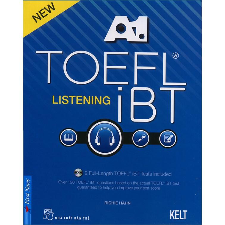 A1 TOEFL iBT Listening (kèm CD)