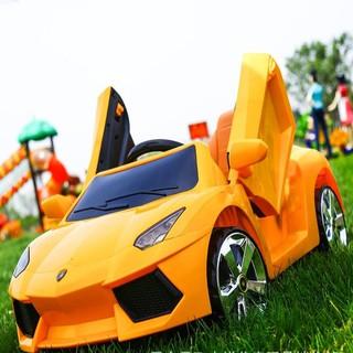 Xe ô tô điện trẻ em Ferrari BBH 718 – Xe ô tô điện cho bé điều khiển từ xa món quà tuyệt vời cho các bé