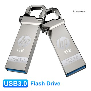 【RB】Mini Portable USB 3.0 1/2TB Large Memory Fast Transmission Data Storage U Disk