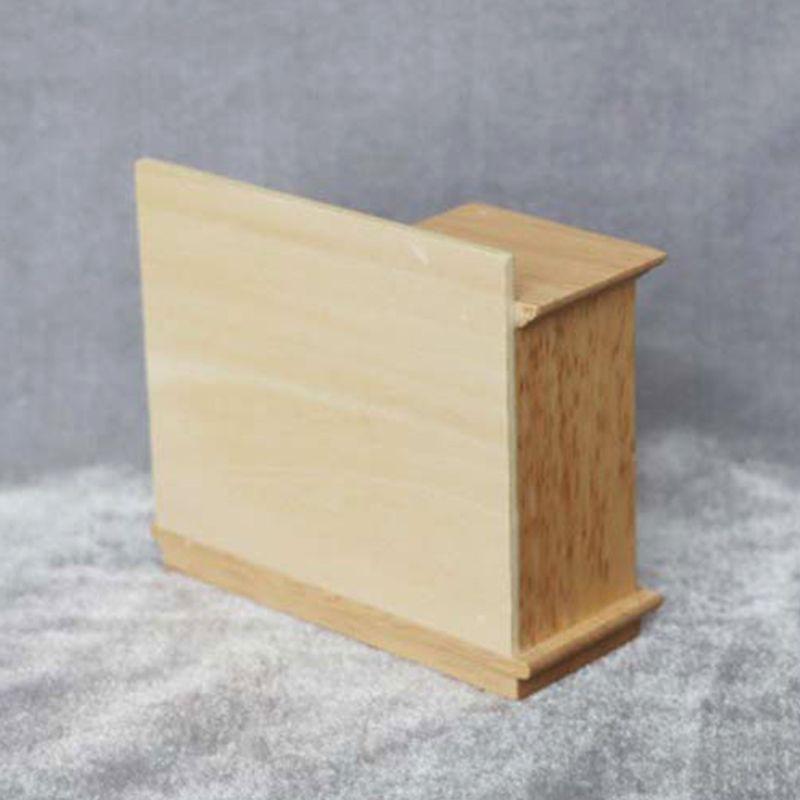 Mô Hình Bồn Rửa Mini Tỉ Lệ 1: 12 Cho Nhà Búp Bê