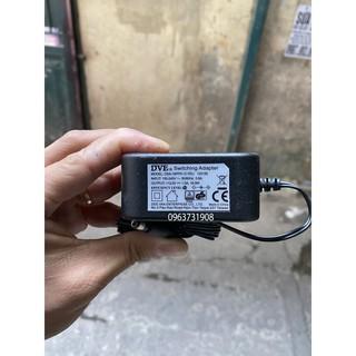 Adapter nguồn DVE 12V 1.5A dùng cho camera – wifi FPT chính hãng