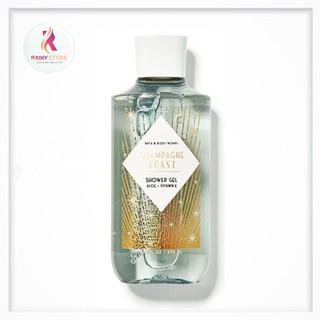 Gel tắm Bath & Body Works Champagne Toast 295ml thumbnail