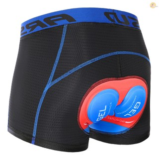 TOP Men Cycling Underwear Shorts Lightweight Breathable 5D Padded MTB Bike Bicycle Shorts