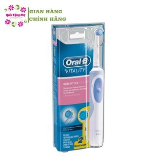 Bàn Chải Đánh Răng Điện Oral-B Vitality 2 Đầu Sensitive Clean
