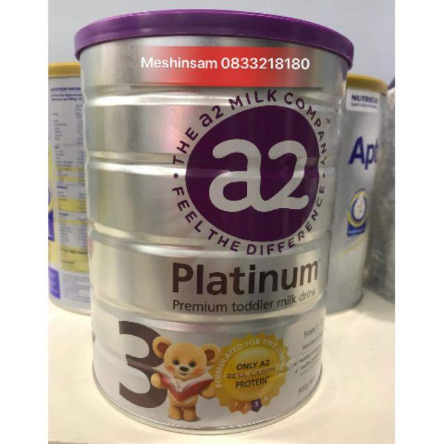 Sữa A2 Platinum của hãng A2 hộp 900gr