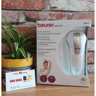 (Bill Đức ảnh cuối) Máy triệt lông Beurer Pure Skin Pro IPL 5500 (Made in Germamy)