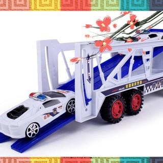 SIÊU BẤT NGỞ Xe đồ chơi chở xe ô tô cho bé GIẢM GIÁ