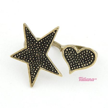 TATIANA - NHẪN 2 NGÓN STAR & HEART-N2124 - 2576293 , 65040917 , 322_65040917 , 30000 , TATIANA-NHAN-2-NGON-STAR-HEART-N2124-322_65040917 , shopee.vn , TATIANA - NHẪN 2 NGÓN STAR & HEART-N2124