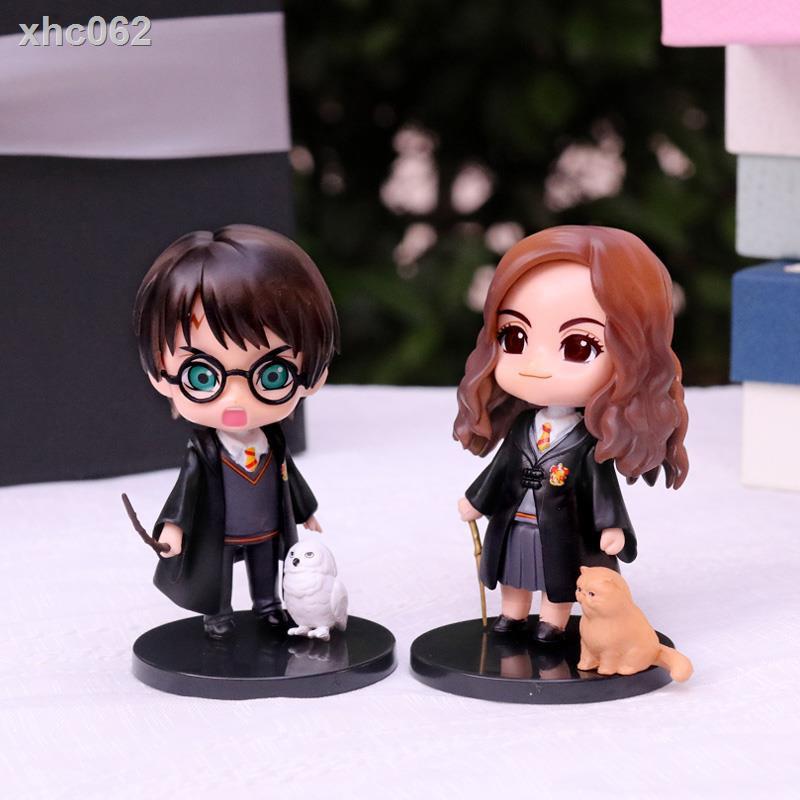 Mô Hình Nhân Vật Trong Phim Harry Potter Trang Trí Bánh Kem
