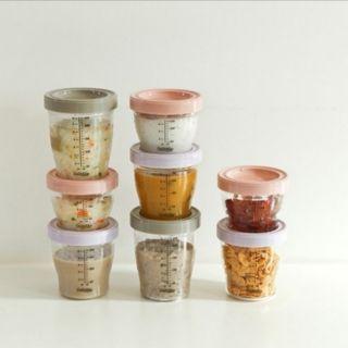 Set hộp đựng ( trữ ) thức ăn BonBon Hàn quốc
