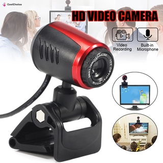 """""""ready stock"""" Digital External Camera Built-in Microphone High Definition Cameras USB Connect for Online Class Video Conferencing"""