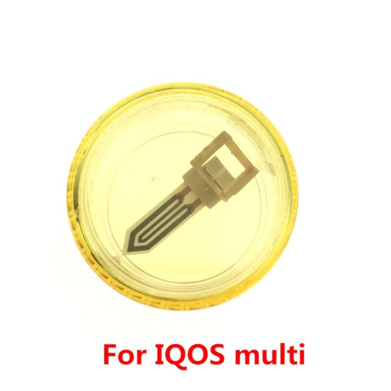 Repair Accessories Replacement Ceramic Heater Blade Clean Gasket for iqos Multi  Vape Vapor