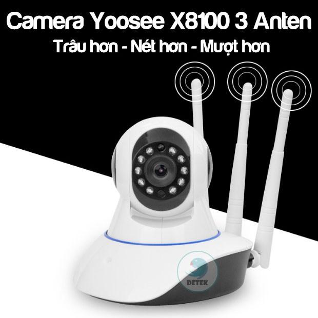 Camera IP Wifi yoosee 3 râu. - 15405369 , 1675627932 , 322_1675627932 , 347000 , Camera-IP-Wifi-yoosee-3-rau.-322_1675627932 , shopee.vn , Camera IP Wifi yoosee 3 râu.