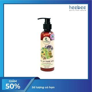 Dầu xả Thảo Mộc giảm xơ rối Heebee Herbal Hair Conditioner 200ml thumbnail