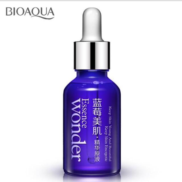 Tinh dầu dưỡng da Bioaqua giúp thu nhỏ lỗ chân lông