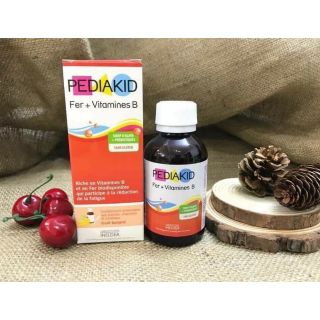 vitamin Pediakid Fer + Vitamin B