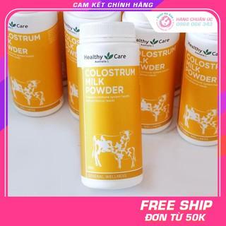 Sữa non Colostrum Milk Powder Healthy Care, dạng bột, 300g - Úc thumbnail