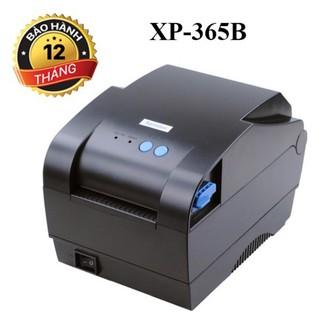 Máy In Mã Vạch Xprinter XP-365B In Trực Tiếp Hóa Đơn Mã Vạch thumbnail