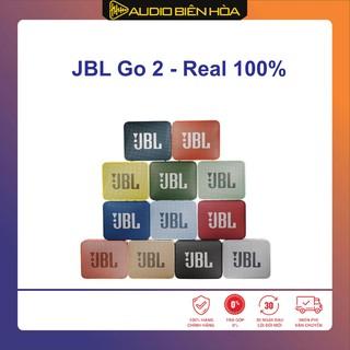 Loa JBL Go 2 - Real 100% - Bao đổi mới 30 ngày đầu