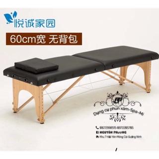 Giường gấp vali chân gỗ(hàng có sẵn)