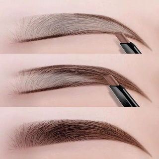 Li Jiaqi recommends double-headed eyebrow pencil waterproof, sweat-proof, non-smoothing, long-lasting, natural and non-marking for beginnersblxy520.vn