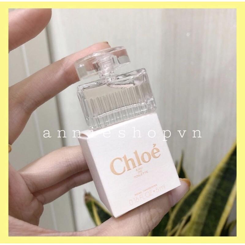 Nước hoa Chloe Rose Tangerine 5ml