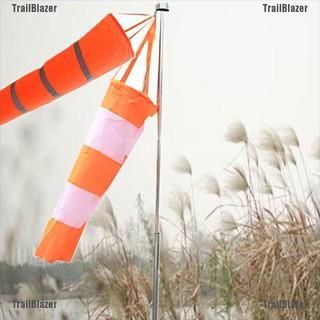 [TrailBlazer]Nylon weather vane windsock outdoor toy kite wind monitoring wind indicator