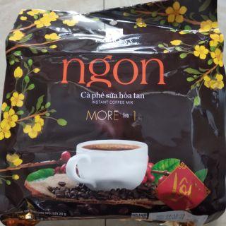 Cafe sữa hòa tan More in 1 Trần Quang