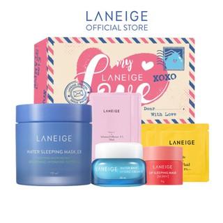 [ĐỘC QUYỀN SBD] Bộ sản phẩm quà tặng dưỡng ẩm cho da và căng tràn sức sống Laneige thumbnail