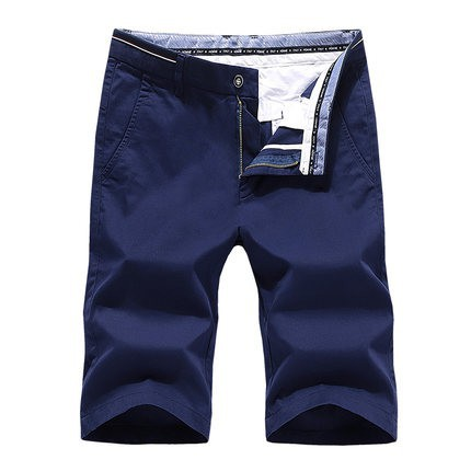 Quần short nam kaki kiểu dáng Hàn Quốc