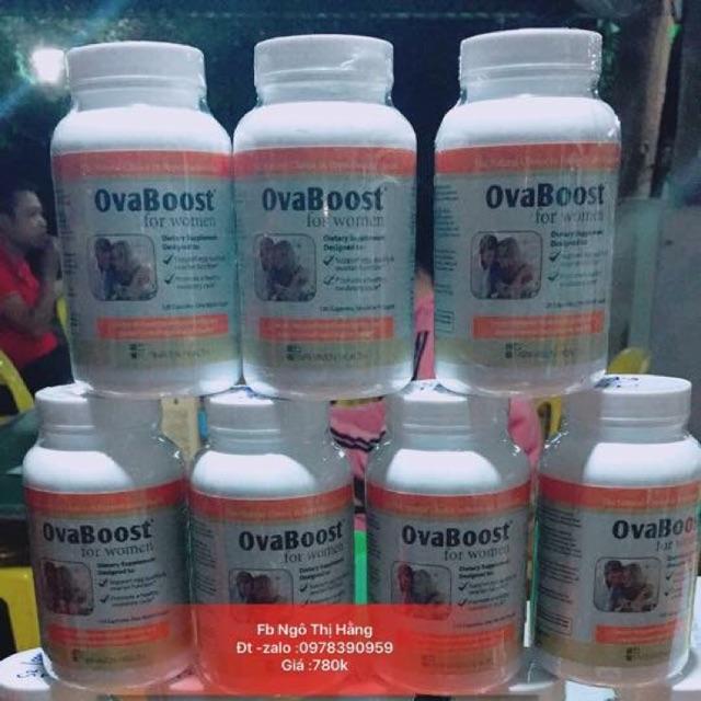Ovaboost for women đảm bảo rằng các tế bào trứng của bạn được bảo vệ đầy đủ từ các tác hại của các g - 3517907 , 1239265573 , 322_1239265573 , 730000 , Ovaboost-for-women-dam-bao-rang-cac-te-bao-trung-cua-ban-duoc-bao-ve-day-du-tu-cac-tac-hai-cua-cac-g-322_1239265573 , shopee.vn , Ovaboost for women đảm bảo rằng các tế bào trứng của bạn được bảo vệ đầ