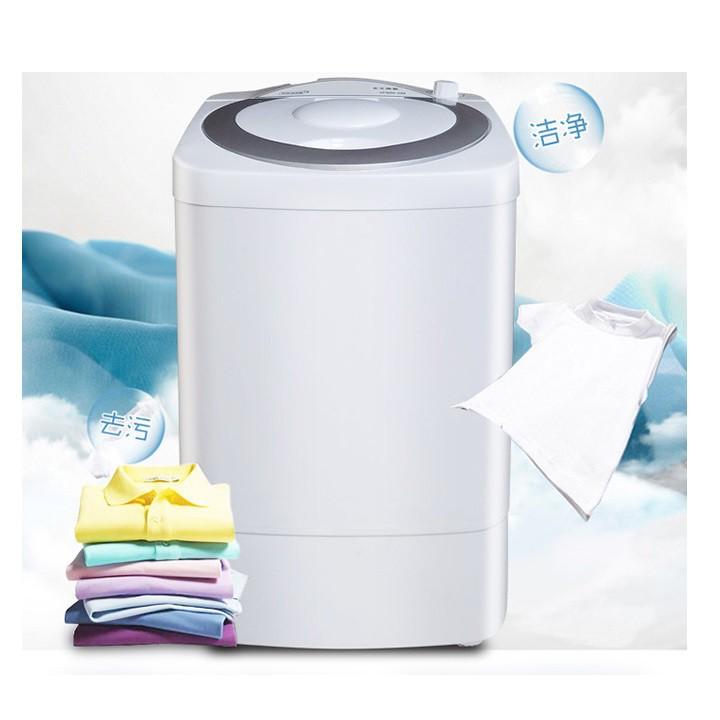 Máy giặt 1 lồng bán tự động phù hợp với gia đình có trẻ nhỏ thumbnail