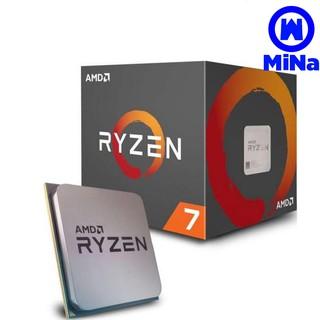 [BẢO HÀNH 3 NĂM] CPU AMD Ryzen 7 2700X có tản LED RGB Wraith Prism (8-core 16-thread, 3.7GHz-4.35GHz, 20MB, 105W TDP) thumbnail