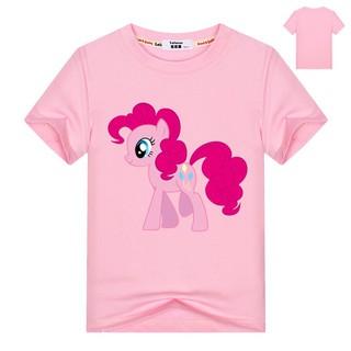 Áo thun Bé gái 'Tee My Little Pony Pinkie Pie Áo phông ngắn tay nhân vật trẻ em