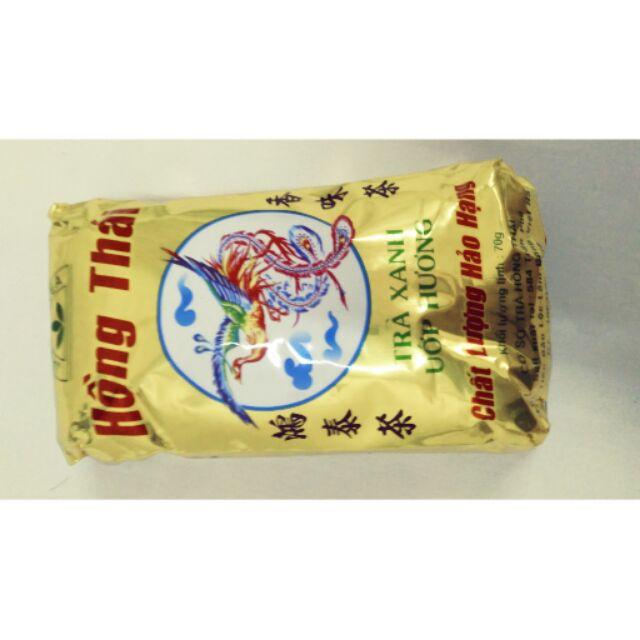Trà xanh hương lài Hồng Thái đất Bảo Lộc - 2658161 , 459528006 , 322_459528006 , 32000 , Tra-xanh-huong-lai-Hong-Thai-dat-Bao-Loc-322_459528006 , shopee.vn , Trà xanh hương lài Hồng Thái đất Bảo Lộc
