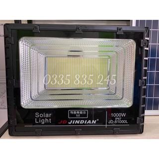 💥HOT [JD-81000L]Đèn Pha 1000W Năng Lượng Mặt Trời Chính Hãng JD Jindian, Mẫu Mới Nhất 2021, BH 2 Năm, Chính Hãng Cao Cấp