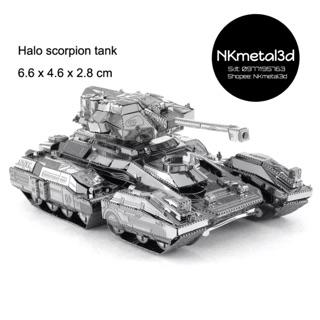 📌(HÀNG CÓ SẴN) Mô hình lắp ghép kim loại 3d Xe Tank các loại